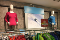 Afellow Brought a new Feeling of Ski Shop