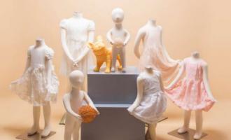 Impact of Afellow Mannequin on Children's Apparel Market