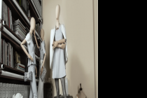 Only these mannequins can match these clothes