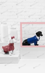 lovers dachshund