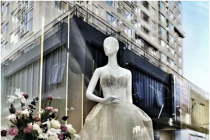 Glamorous & Artistic wedding mannequin