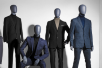 There are many types surface treatment in mannequins