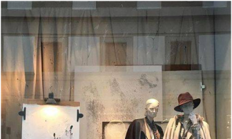 The common use of mannequins in displaying