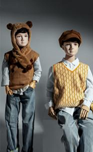 MOVABLE JOINTS KID MANNEQUIN