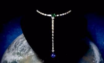 Jewelry window design