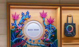 When Apple Watch meets Hermès