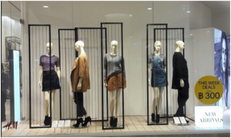 COMMON DISPLAY SOLUTIONS FOR APPAREL