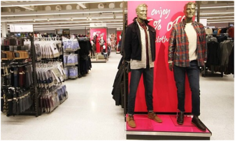 Marketing Clothes: Effective Displays