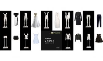 Ghost Mannequins for Product Photos
