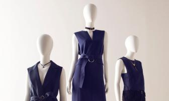 Mannequins suitable for showcasing autumn clothes